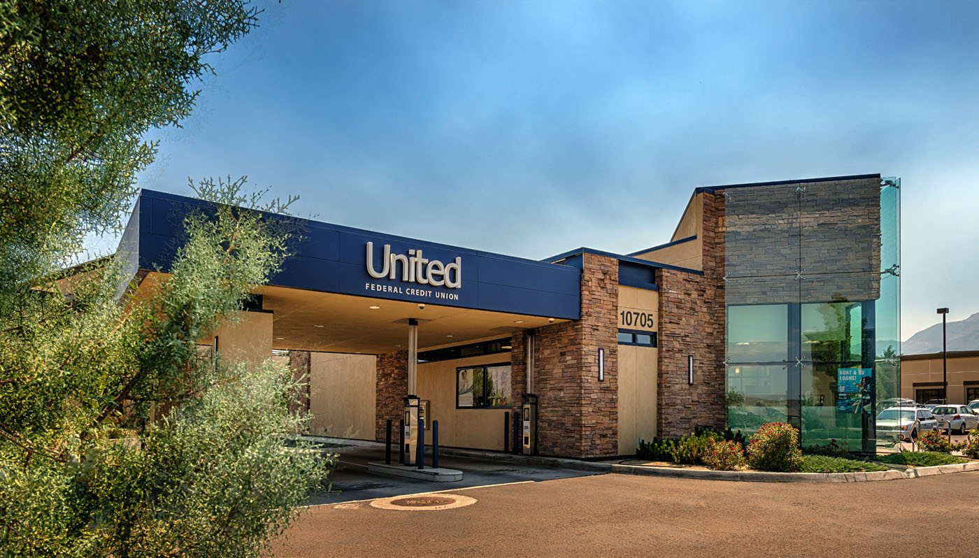 Commercial UnitedFederalCreditUnion Banner