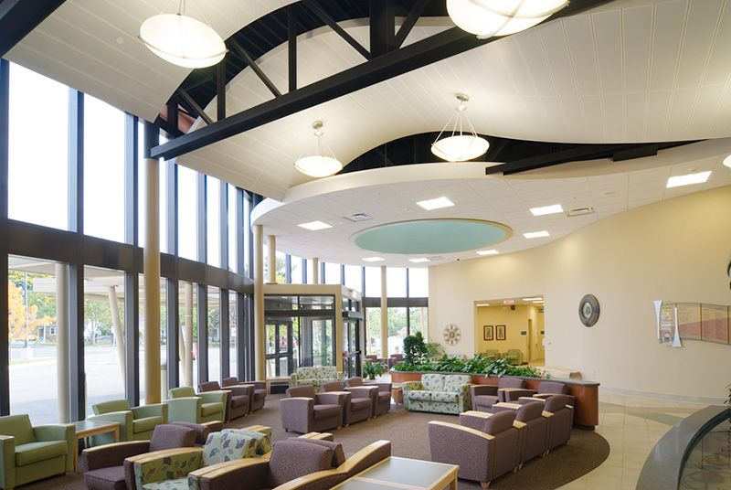 Healthcare Bronson Battle Creek Cancer Center 2