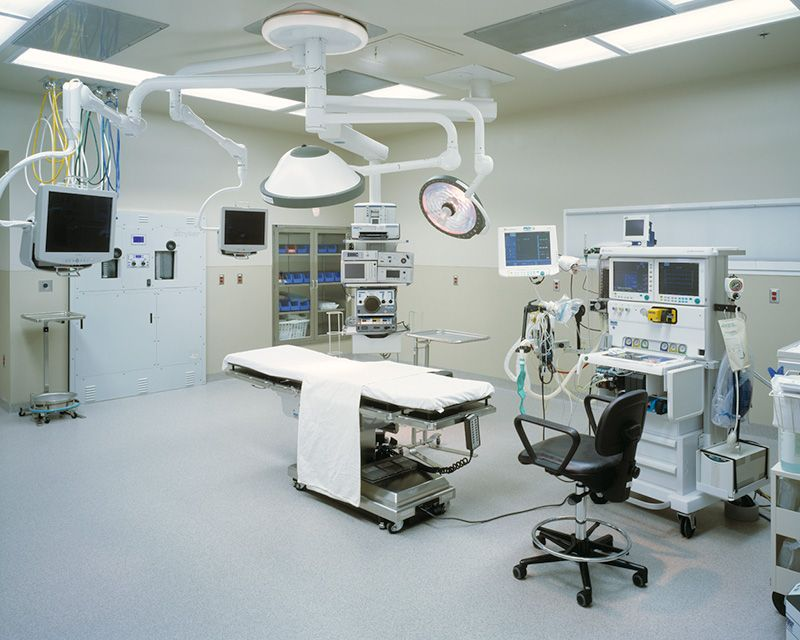 Healthcare Bronson Surgery 5