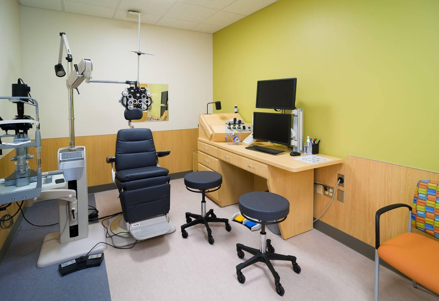 Healthcare Peds Op Exam Room