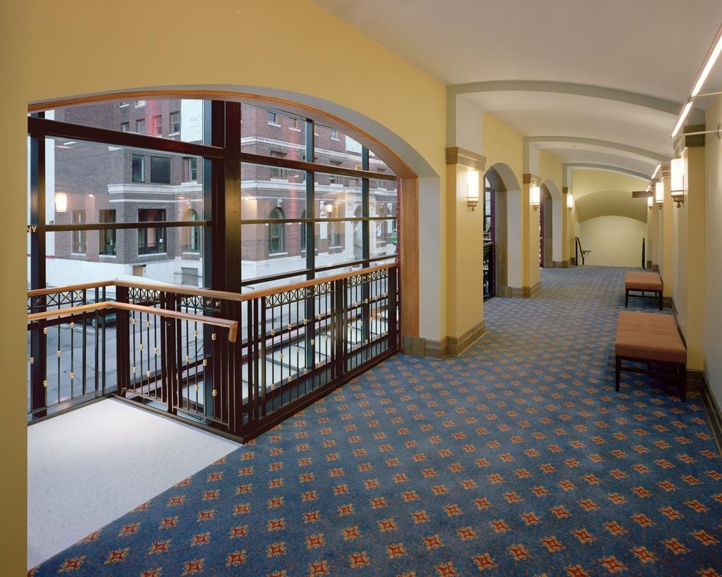 Interior Corridor 1