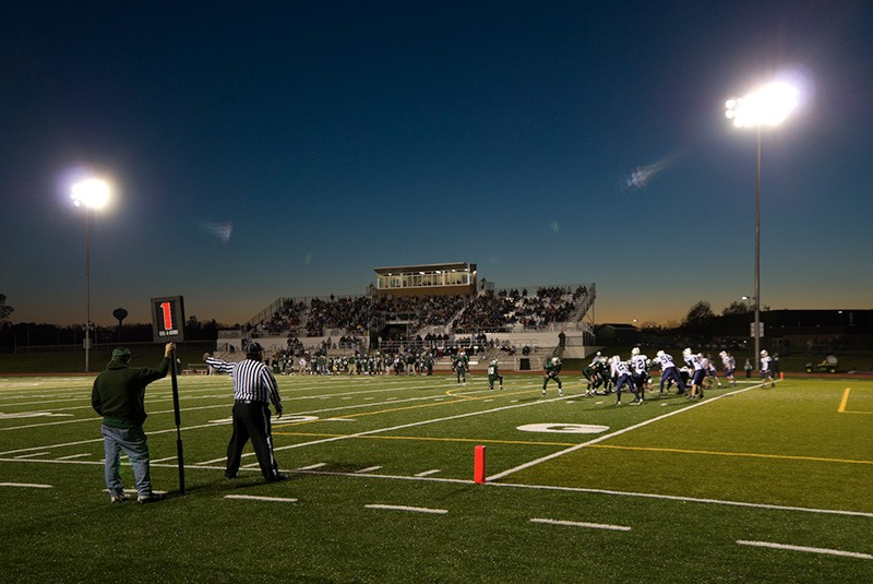 K12 Olivet Schools Athletic Stadium 5