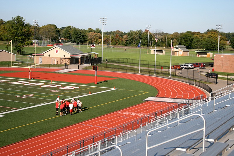 K12 Vicksburg High School Stadium 2