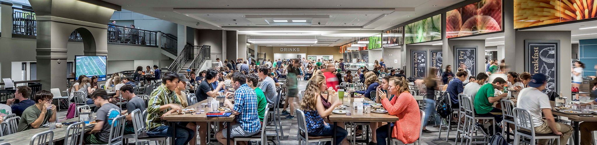 Page Banner Images Dining Hall