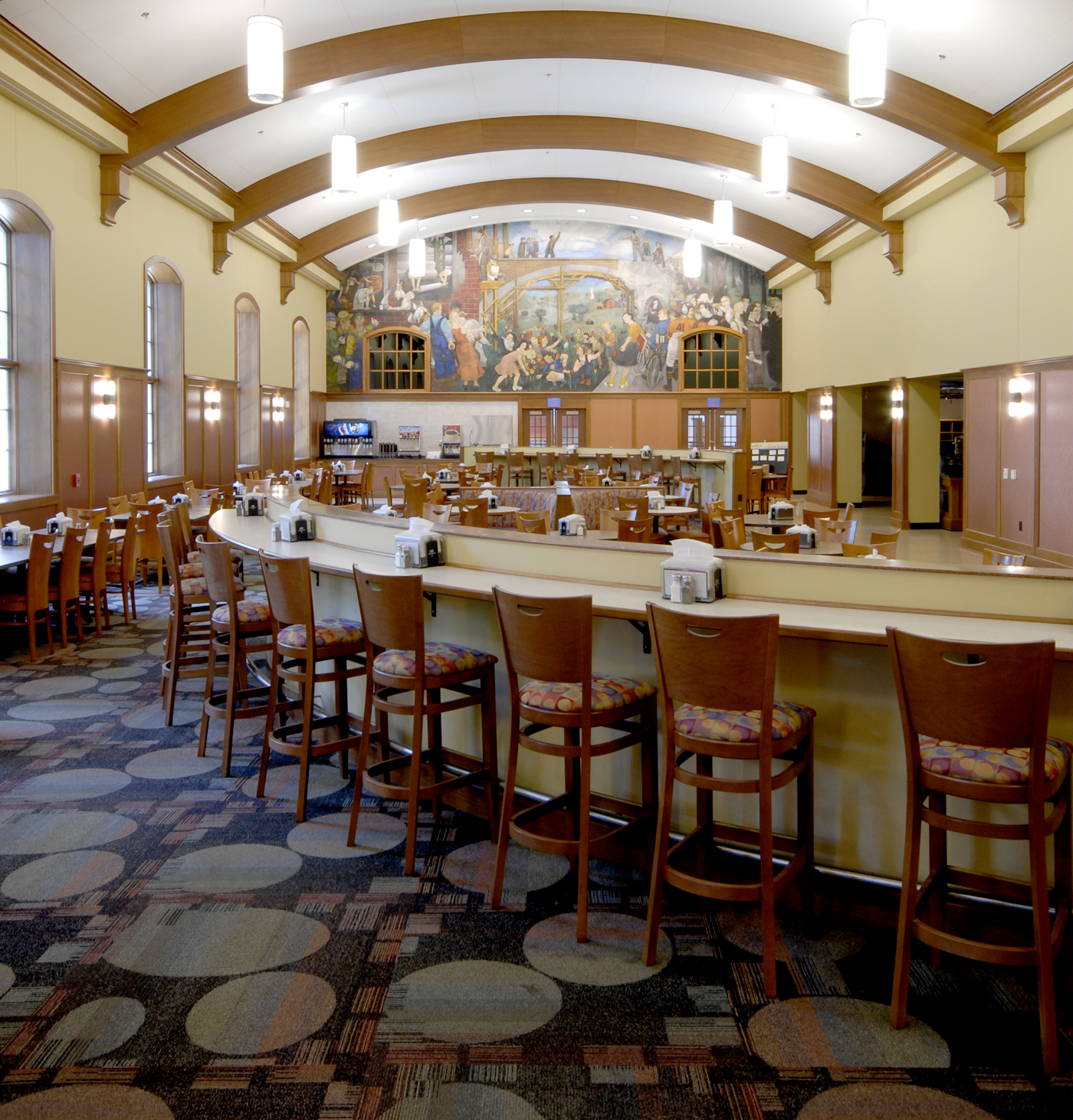 Welles Dining Hall